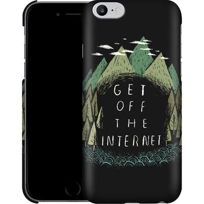 Apple iPhone 6 Plus Smartphone Huelle - Get Off The Internet von Louis Ros