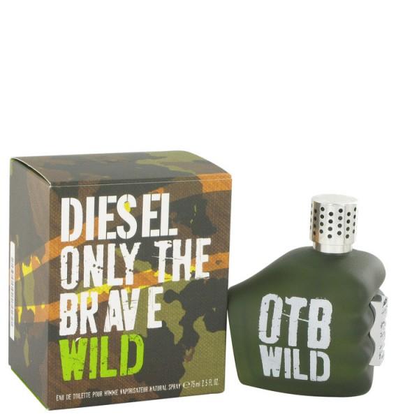 Only The Brave Wild - Diesel Eau de toilette en espray 75 ML