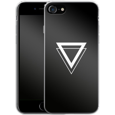 Apple iPhone 7 Silikon Handyhuelle - Falling von caseable Designs
