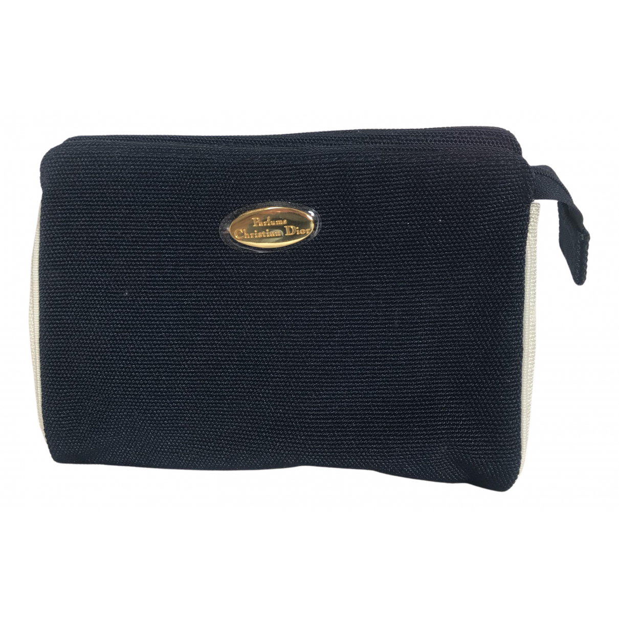 Dior N Navy Cloth Travel bag for Women N