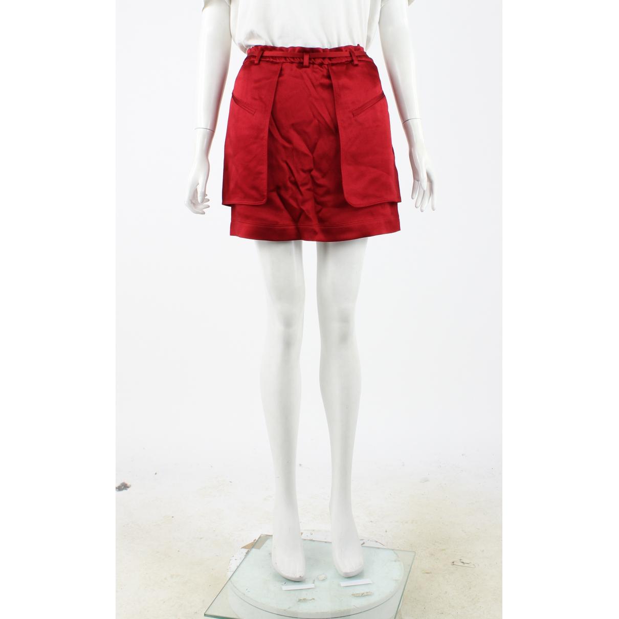 Falda de Seda Valentino Garavani