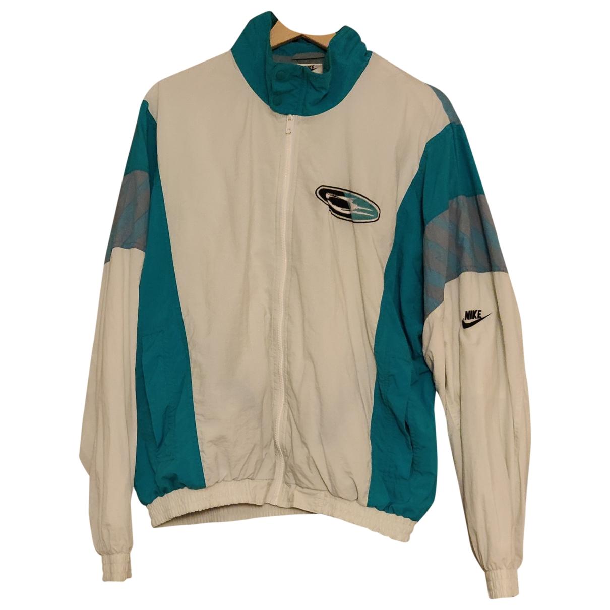 Nike \N White jacket  for Men M International