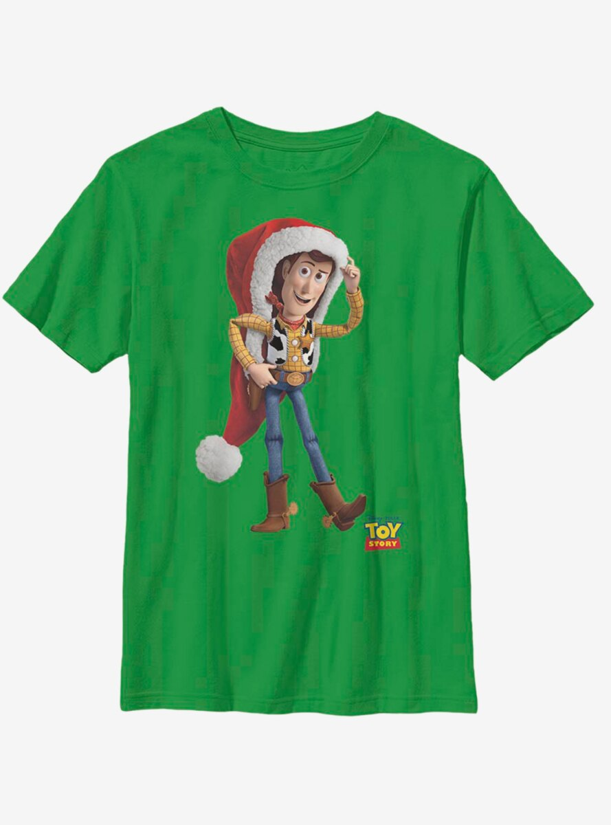 Disney Pixar Toy Story Toy Hat Youth T-Shirt