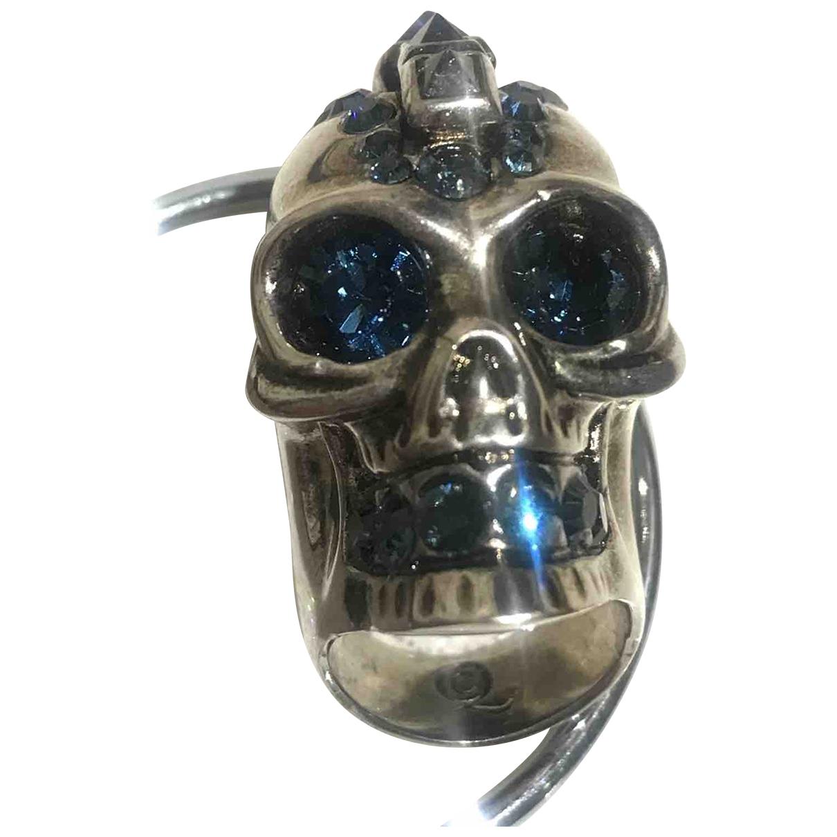 Alexander Mcqueen \N Ring in  Silber Metall