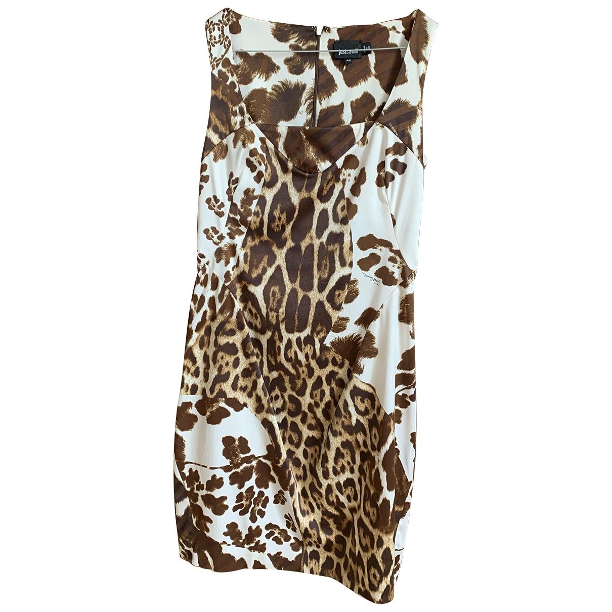Just Cavalli \N Kleid in Polyester