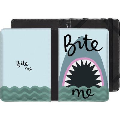 Amazon Kindle Paperwhite eBook Reader Huelle - Bite Me von caseable Designs