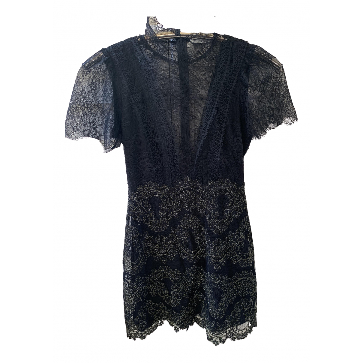 Sandro N Black dress for Women 36 FR