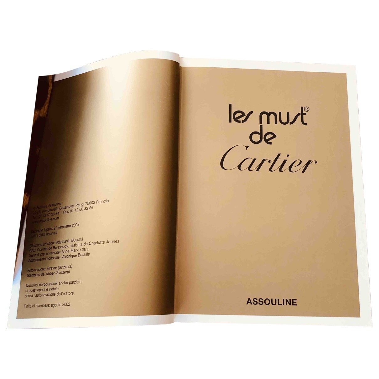Moda Cartier