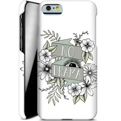 Apple iPhone 6 Smartphone Huelle - No Drama - Green von Barlena