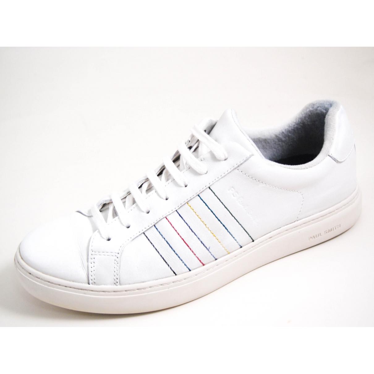 Paul Smith \N Sneakers in  Weiss Leder