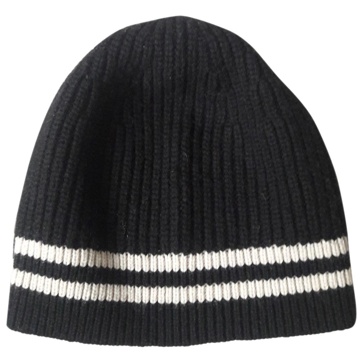 All Saints - Chapeau & Bonnets   pour homme en laine - noir