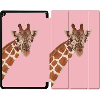 Amazon Fire HD 10 (2018) Tablet Smart Case - Giraffe Pride  von Mukta Lata Barua