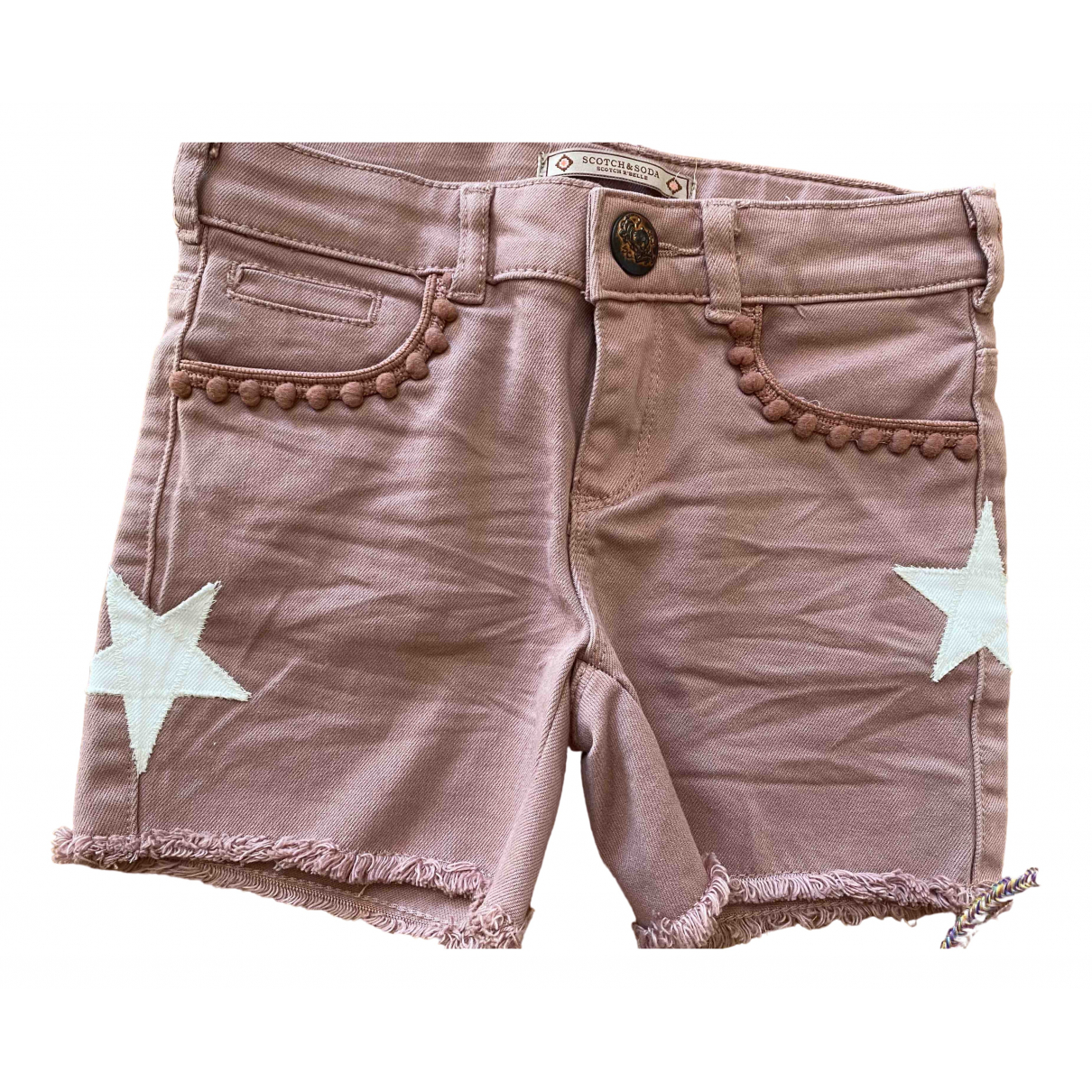 Scotch & Soda \N Denim - Jeans Shorts for Kids 6 years - up to 114cm FR