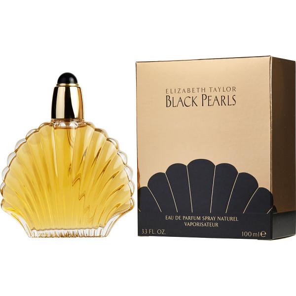 Elizabeth Taylor - Black Pearls : Eau de Parfum Spray 3.4 Oz / 100 ml