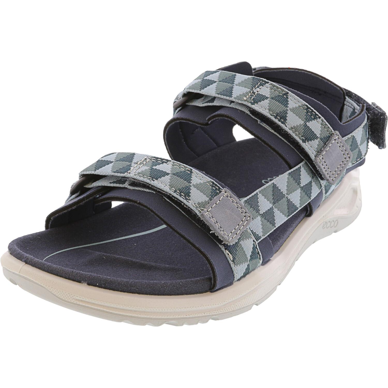 Ecco Women's X-Trinsic Arona / Marine Ankle-High Leather Sandal - 4.5M
