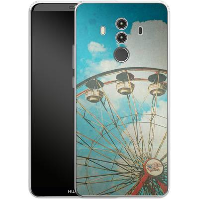 Huawei Mate 10 Pro Silikon Handyhuelle - Cofer Family von Joy StClaire