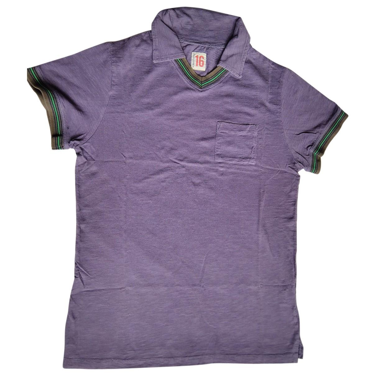 Bellerose - Top   pour enfant en coton - violet