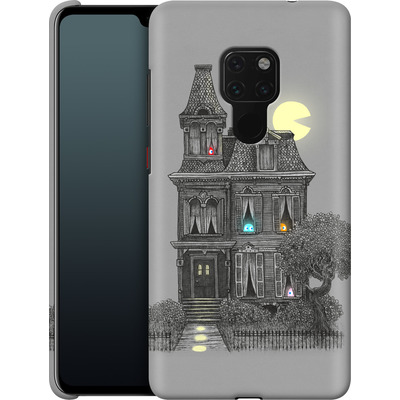 Huawei Mate 20 Smartphone Huelle - Haunted By The 80s von Terry Fan