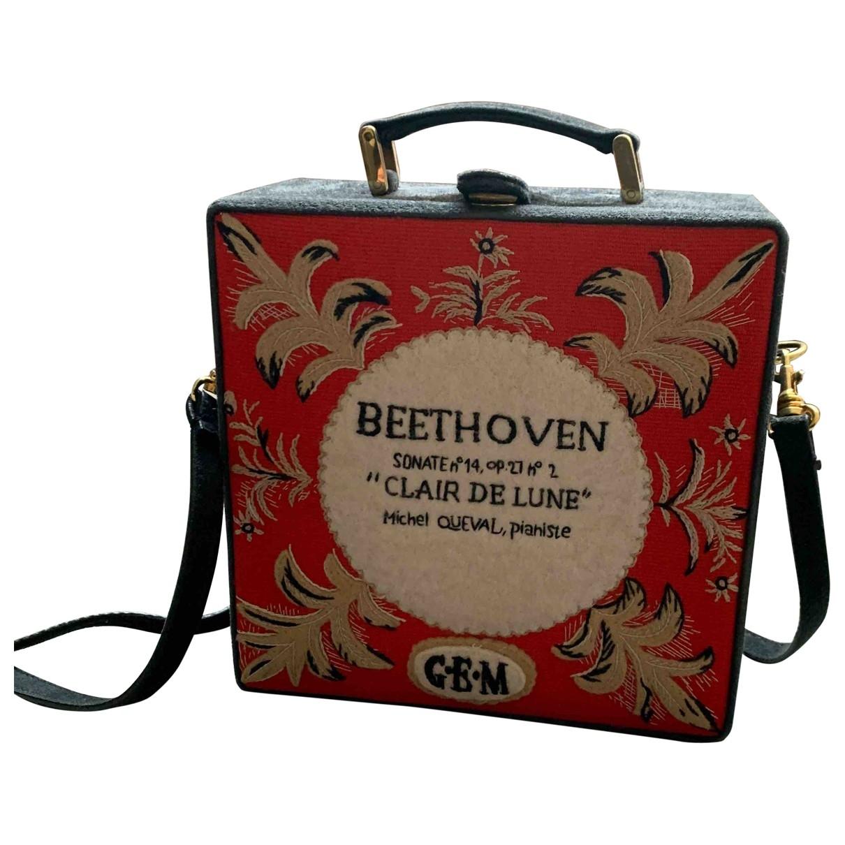 Olympia Le Tan \N Cotton Clutch bag for Women \N