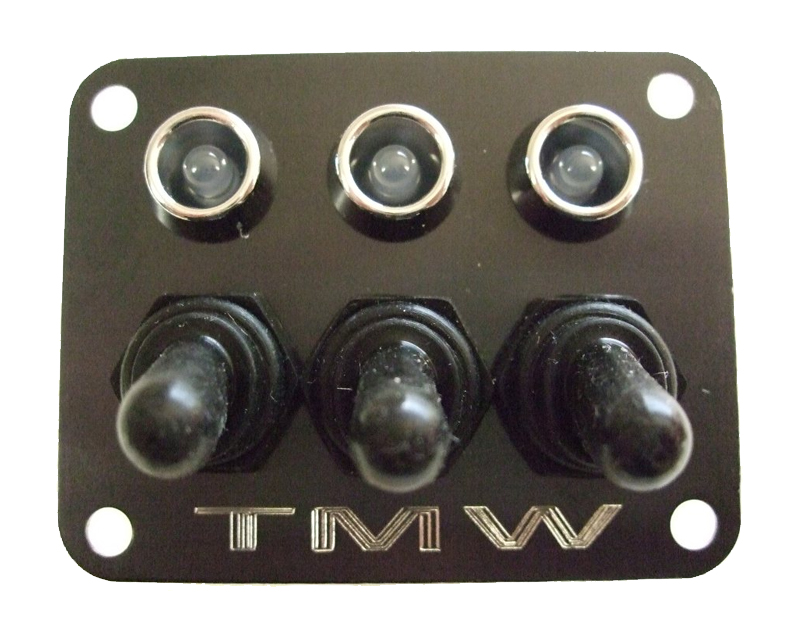 TMW Offroad 3 Switch Panel 3 Switch Panel