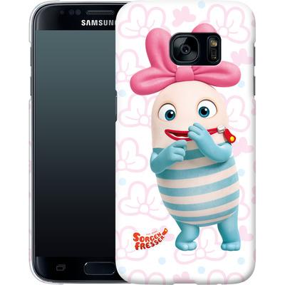 Samsung Galaxy S7 Smartphone Huelle - Sorgenfresser Lilli von Sorgenfresser