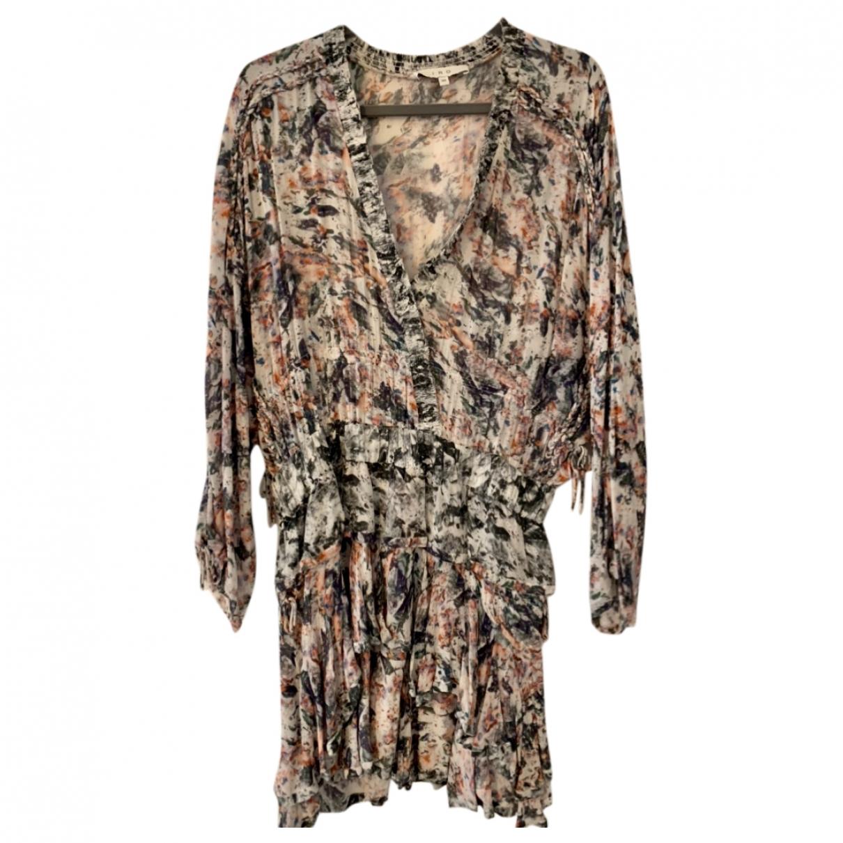 Iro \N Kleid in  Bunt Polyester