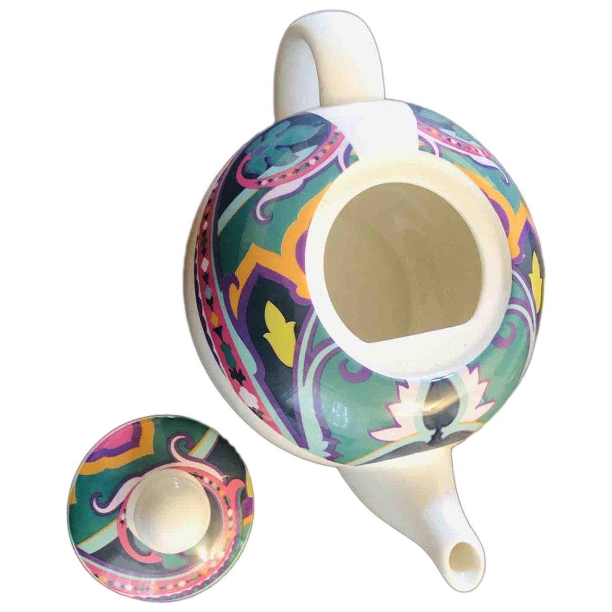 Etro - Arts de la table   pour lifestyle en porcelaine - multicolore