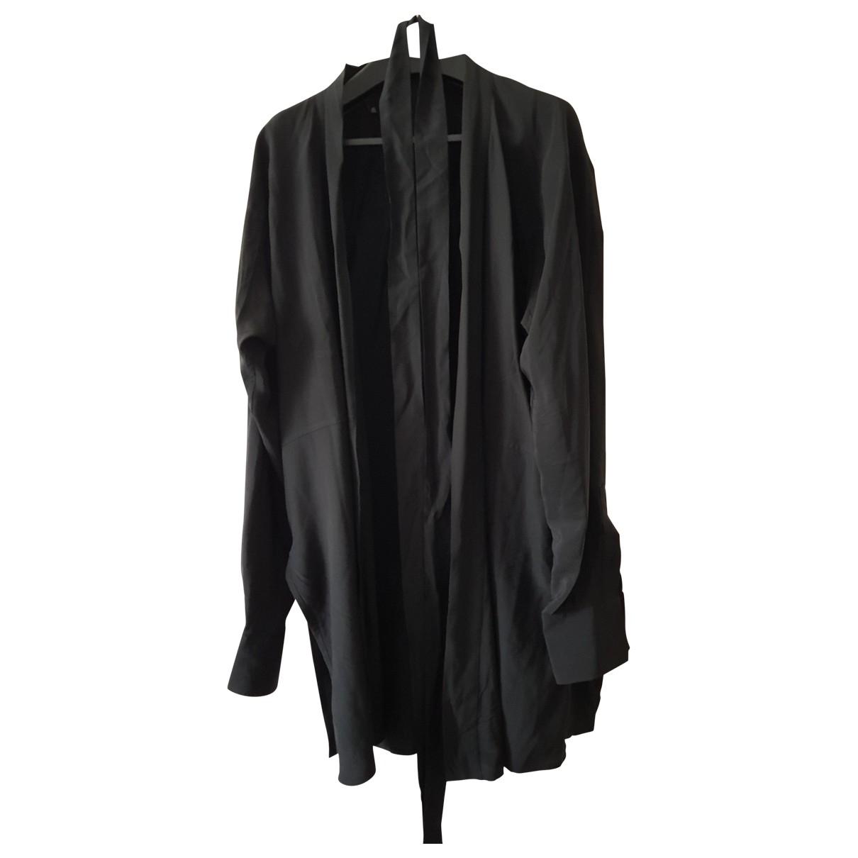Gucci N Black Silk Shirts for Men 40 EU (tour de cou / collar)
