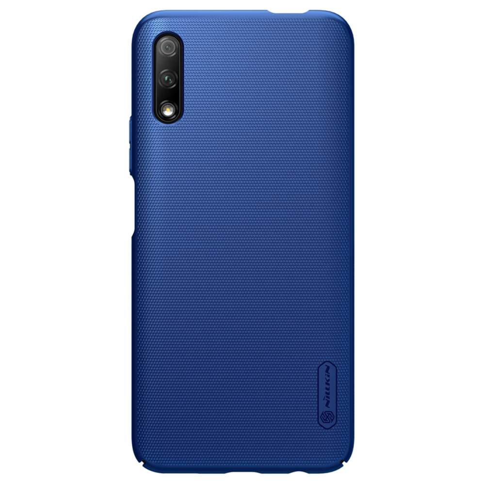 NILLKIN Protective Frosted PC Phone Case For HUAWEI Honor 9X Smartphone - Blue