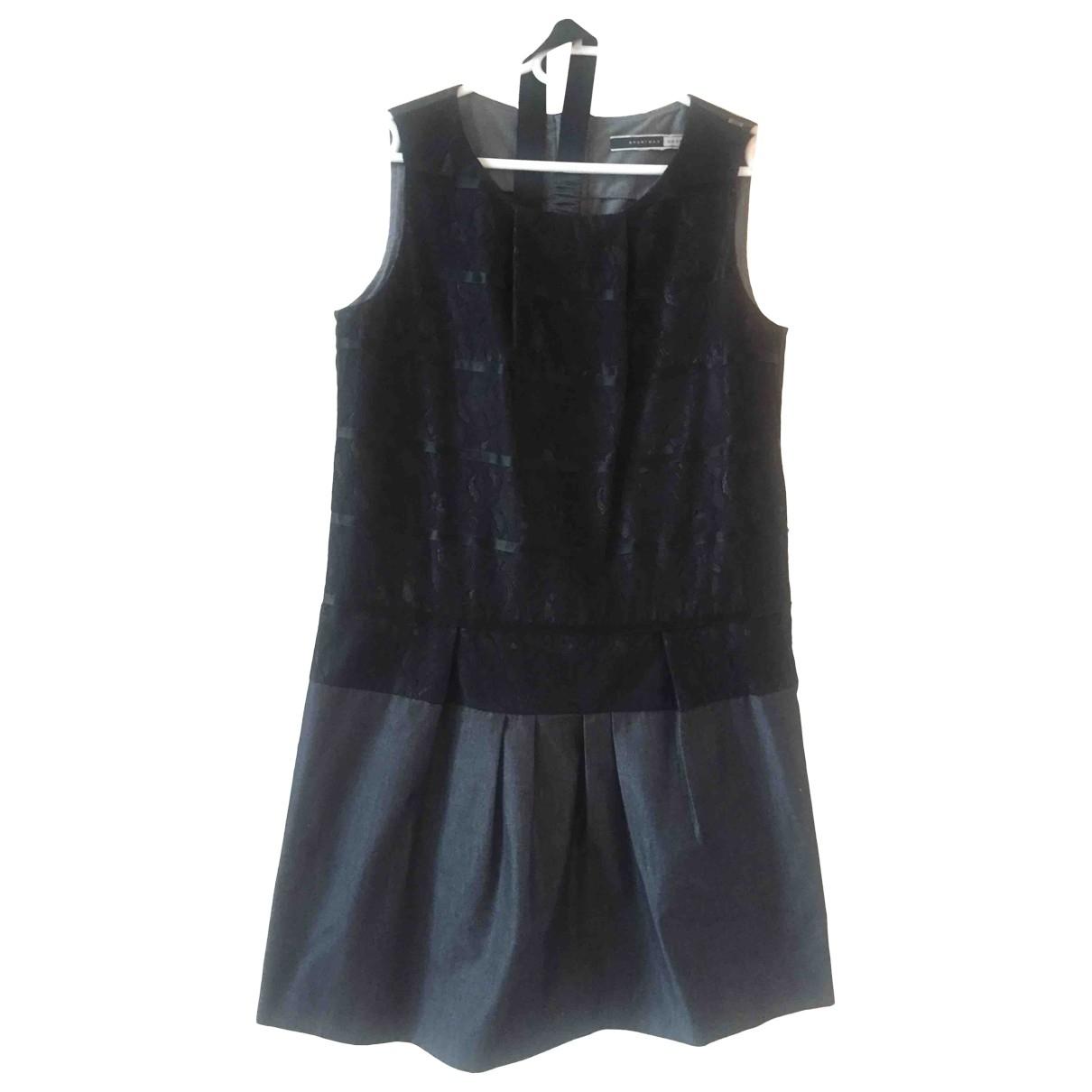 Mini vestido de Encaje Sport Max