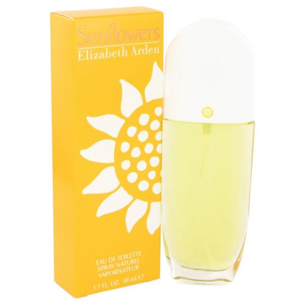 Sunflowers - Elizabeth Arden Eau de Toilette Spray 50 ML