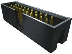 Samtec , TST, 14 Way, 2 Row, Straight PCB Header (1000)