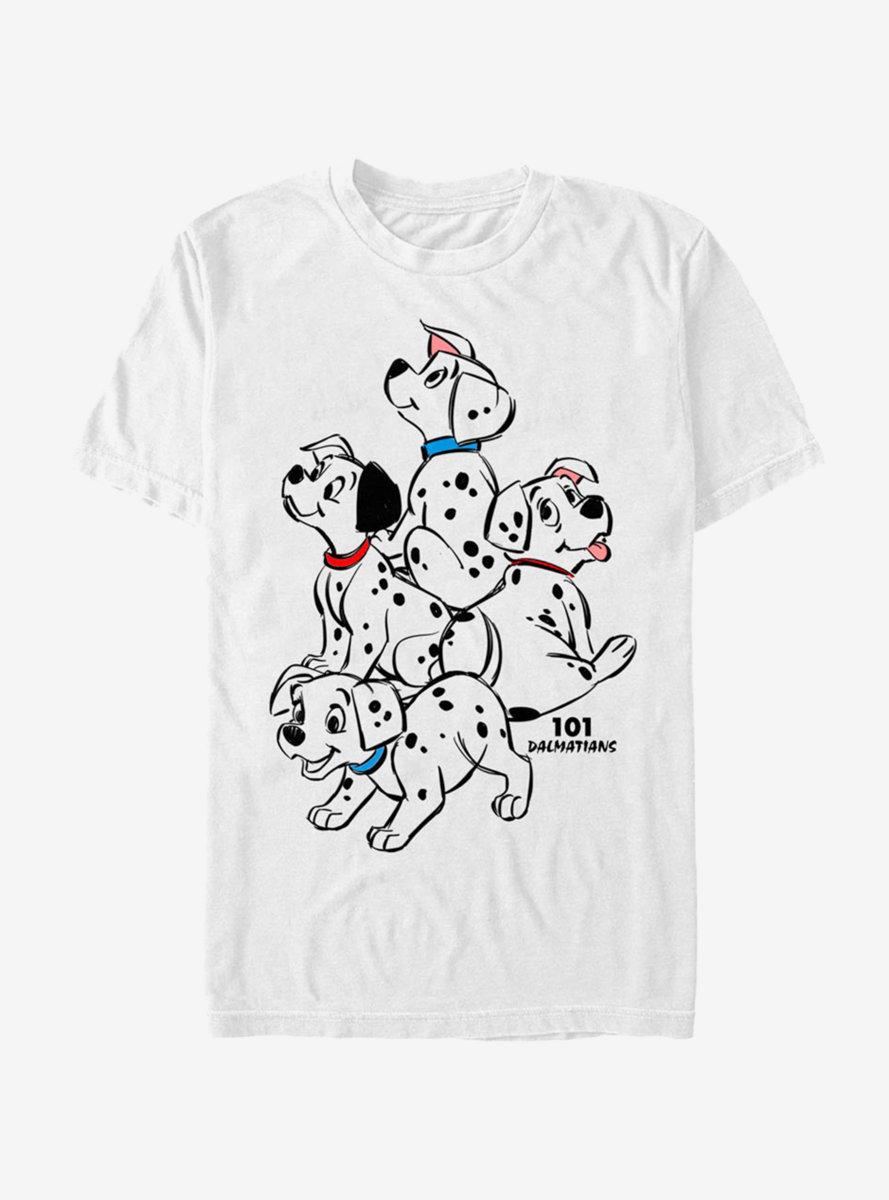 Disney 101 Dalmatians Big Pups T-Shirt