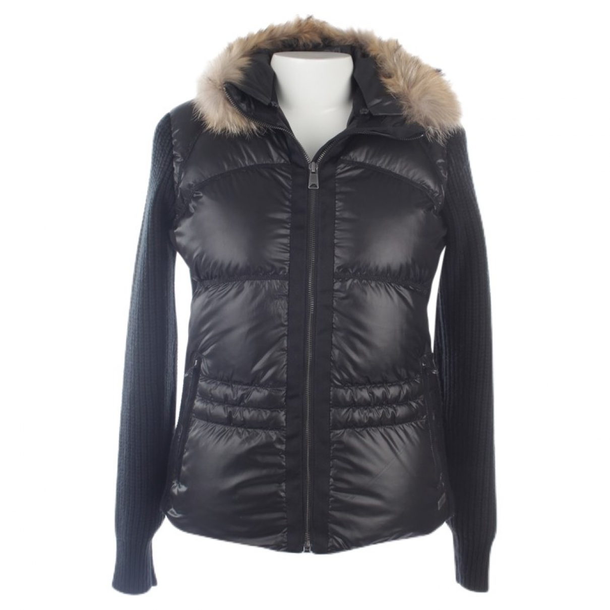 Napapijri \N Black jacket for Women S International