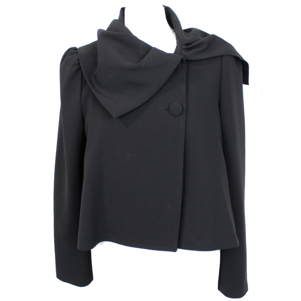 Moschino - Veste   pour femme - noir
