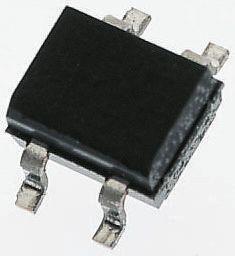 Vishay DFL1510S-E3/45, Bridge Rectifier, 1.5A 1000V, 4-Pin DFS (25)
