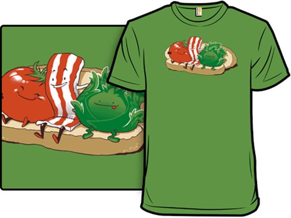 Blt: Together Forever T Shirt