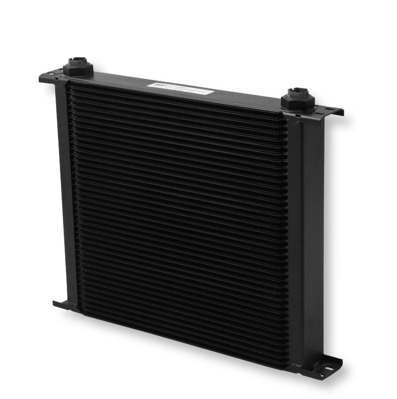 Earl's Performance 840ERL 40 ROW COOLER ULTRAPRO X-WIDE BLACK
