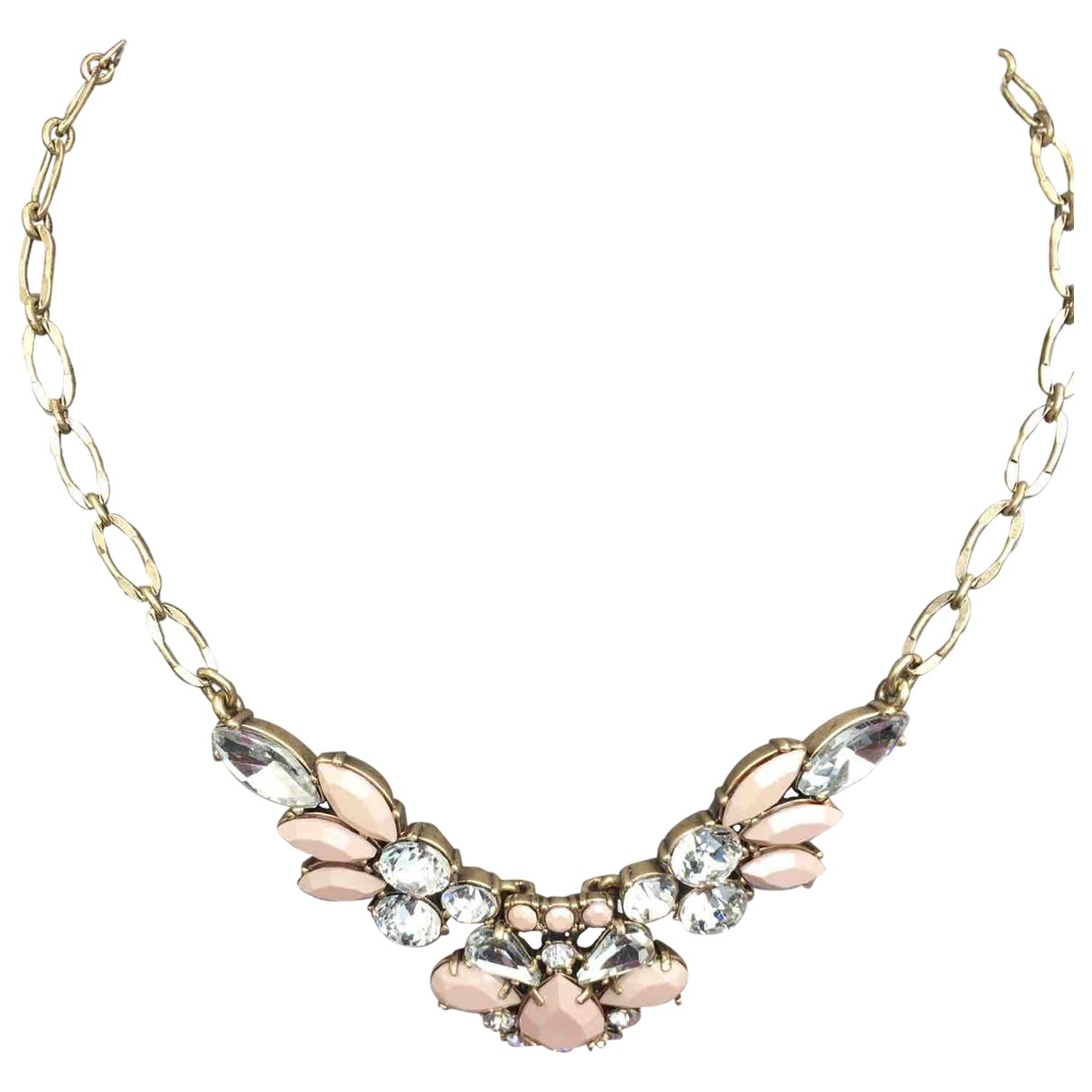 J.crew \N Multicolour Crystal necklace for Women \N