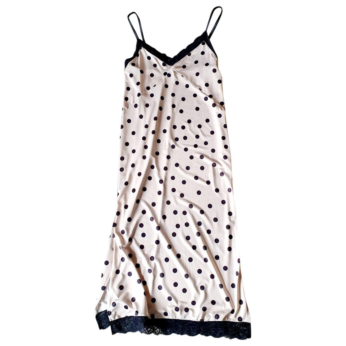 Zara - Robe   pour femme - beige
