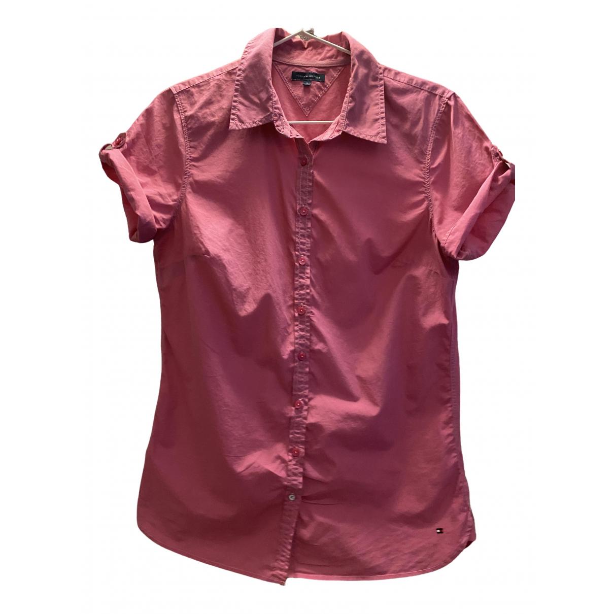 Tommy Hilfiger - Top   pour femme en coton