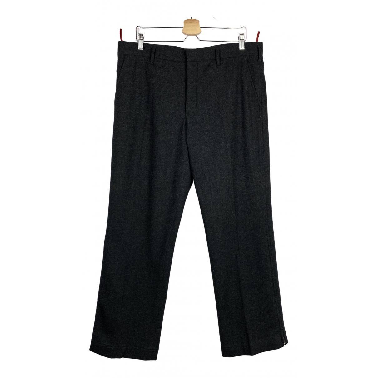 Pantalon de Lana Prada