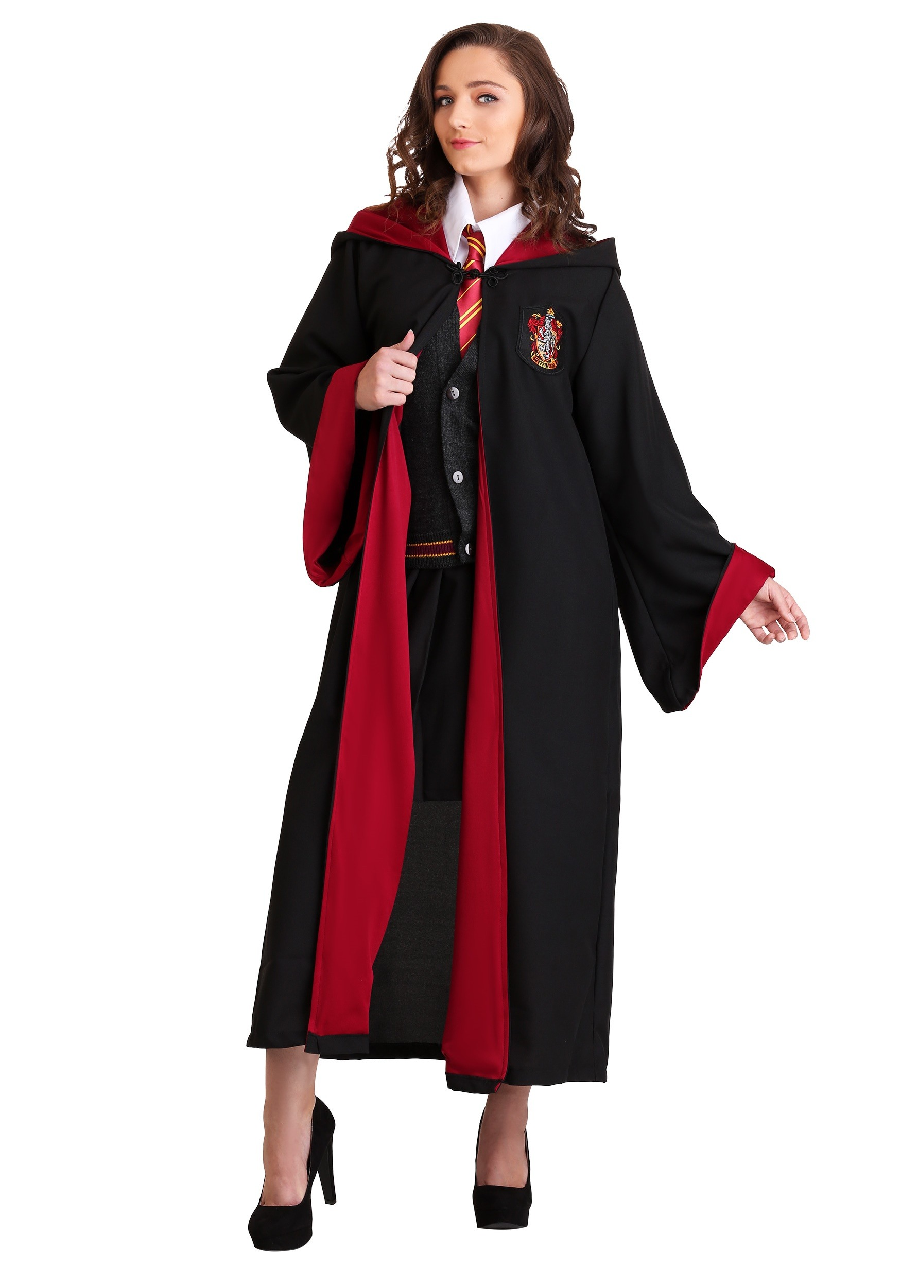 Hermione Plus Size Costume for Women
