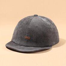 Baseball Hut mit Buchstaben Dekor
