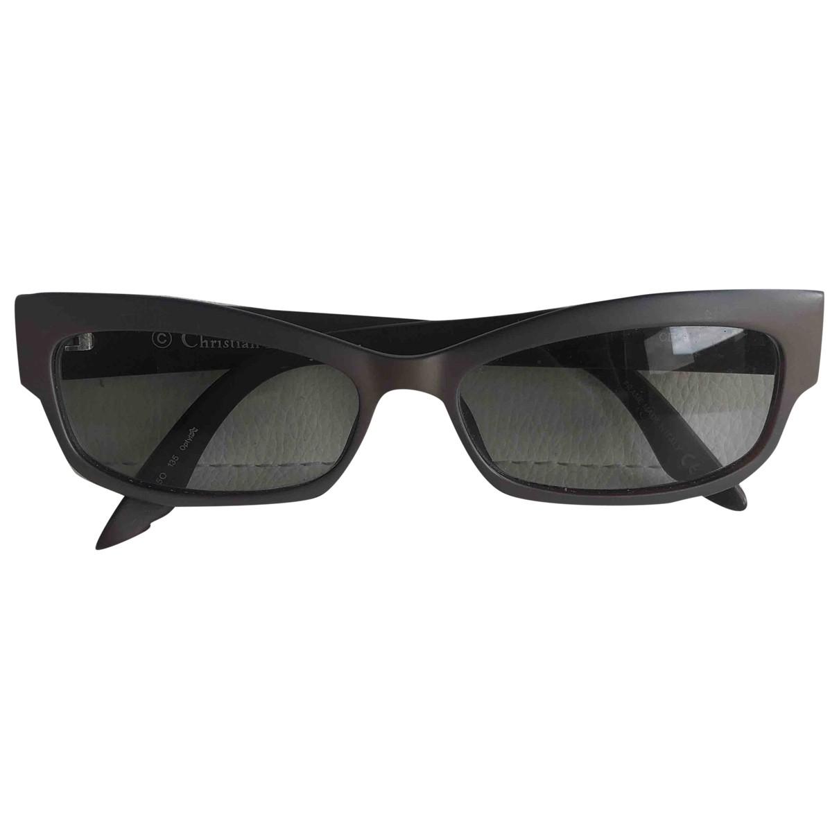 Dior \N Grey Sunglasses for Women \N