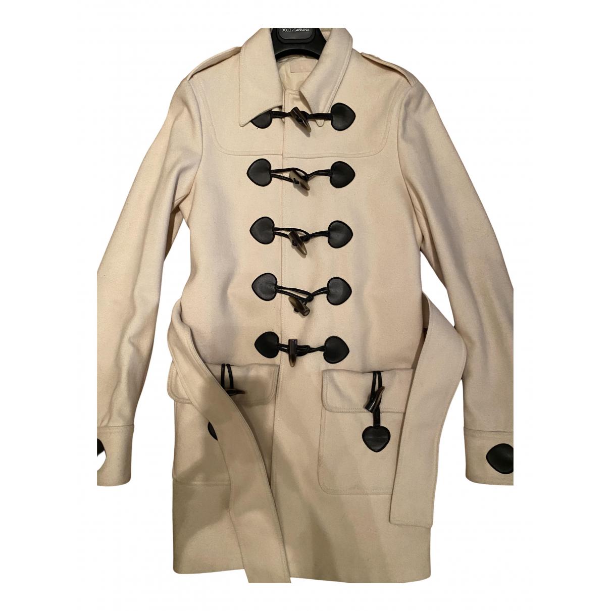 Luella - Manteau   pour femme en laine - blanc