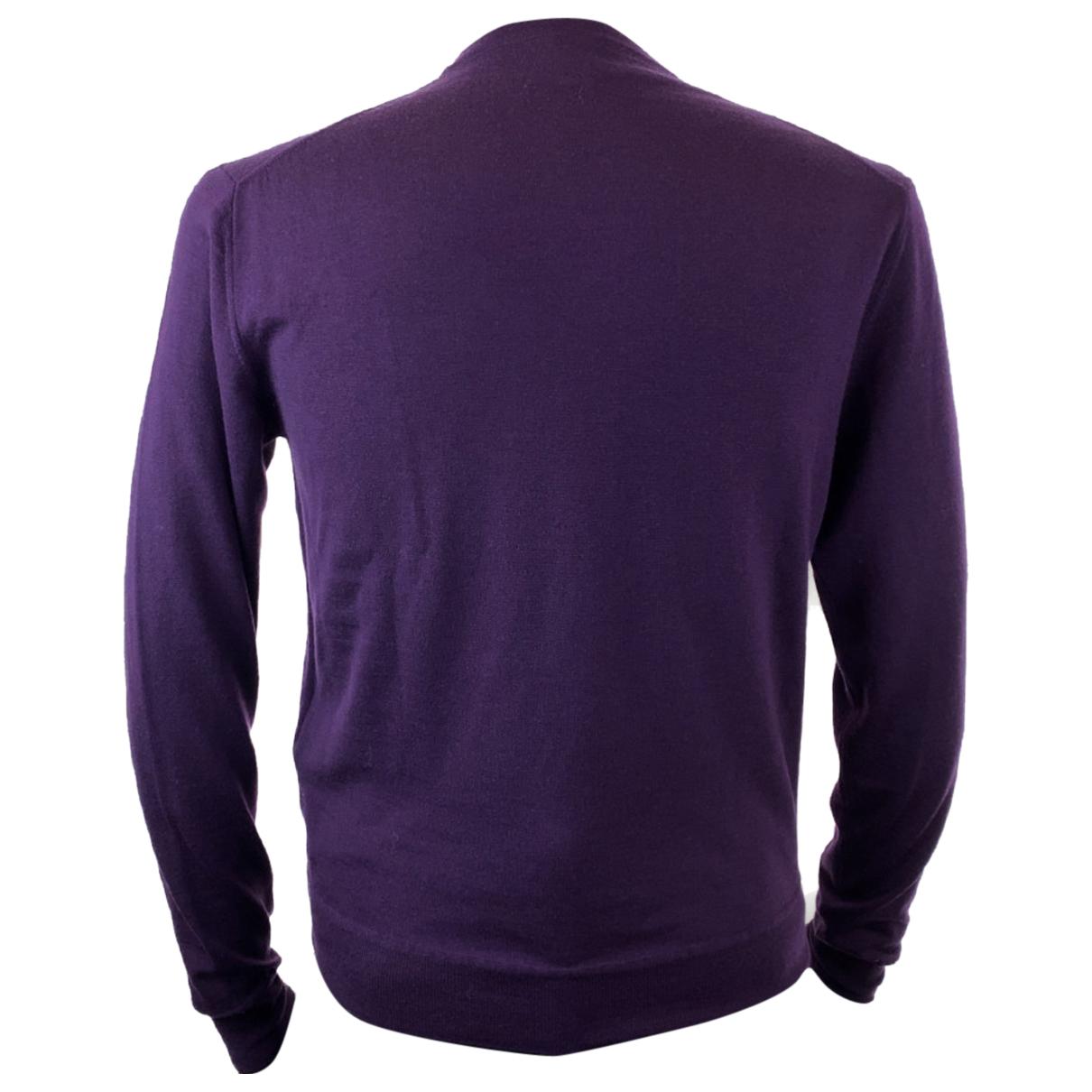 Berluti \N Pullover.Westen.Sweatshirts  in Wolle