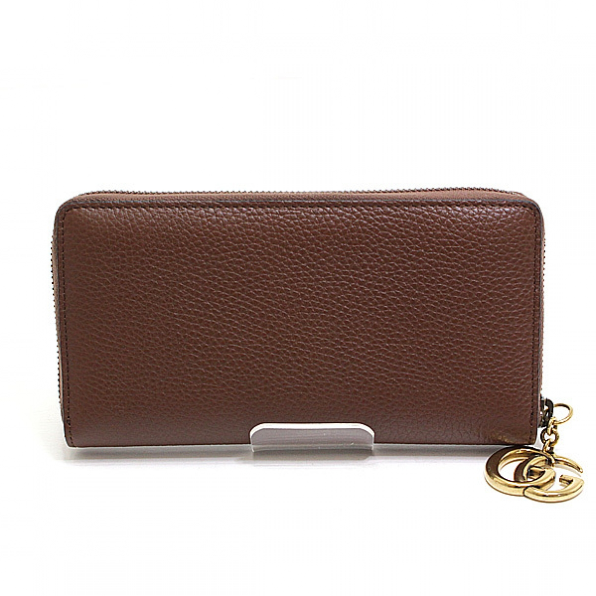 Gucci Continental Brown Leather wallet for Women \N
