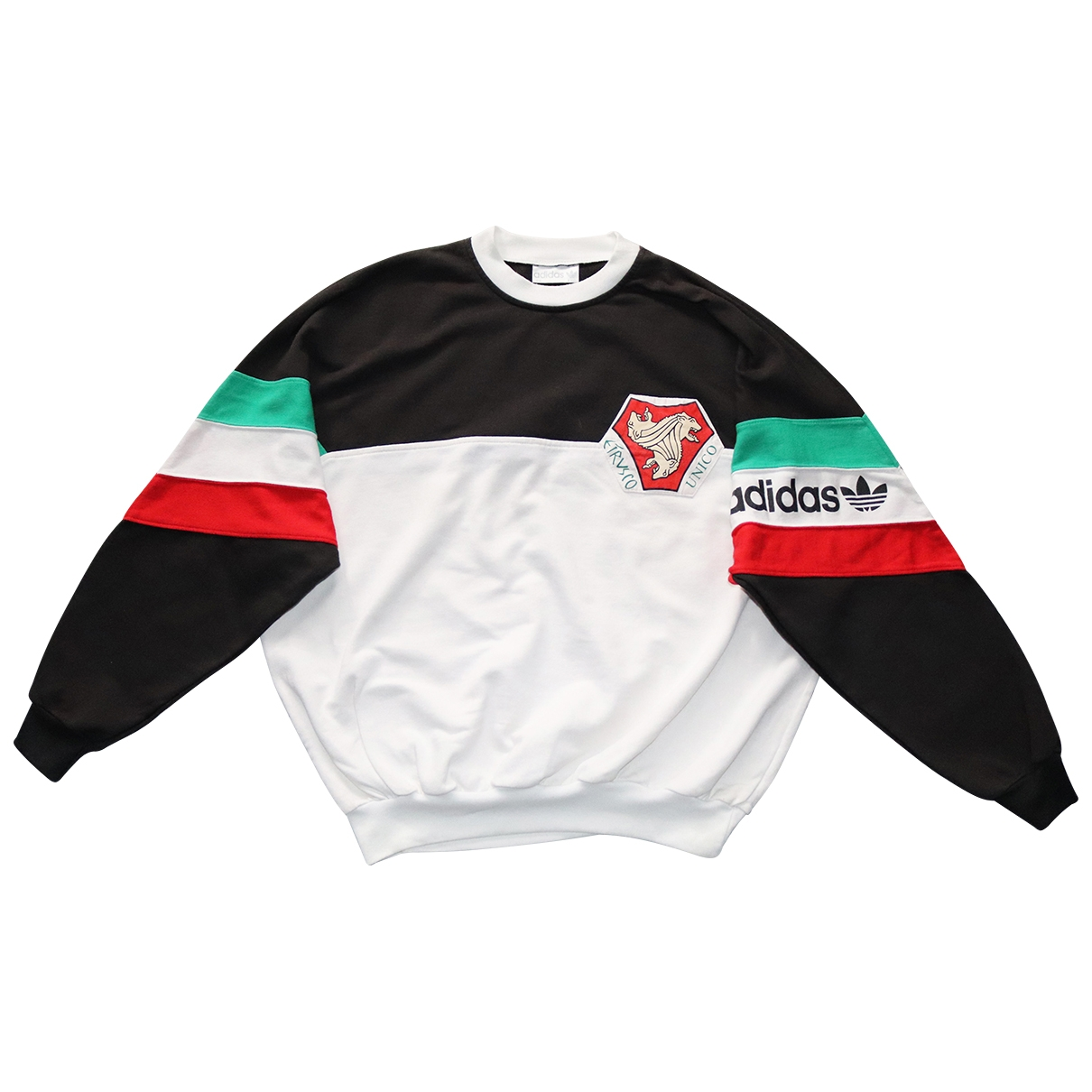 Adidas \N Multicolour Cotton Knitwear & Sweatshirts for Men XL International