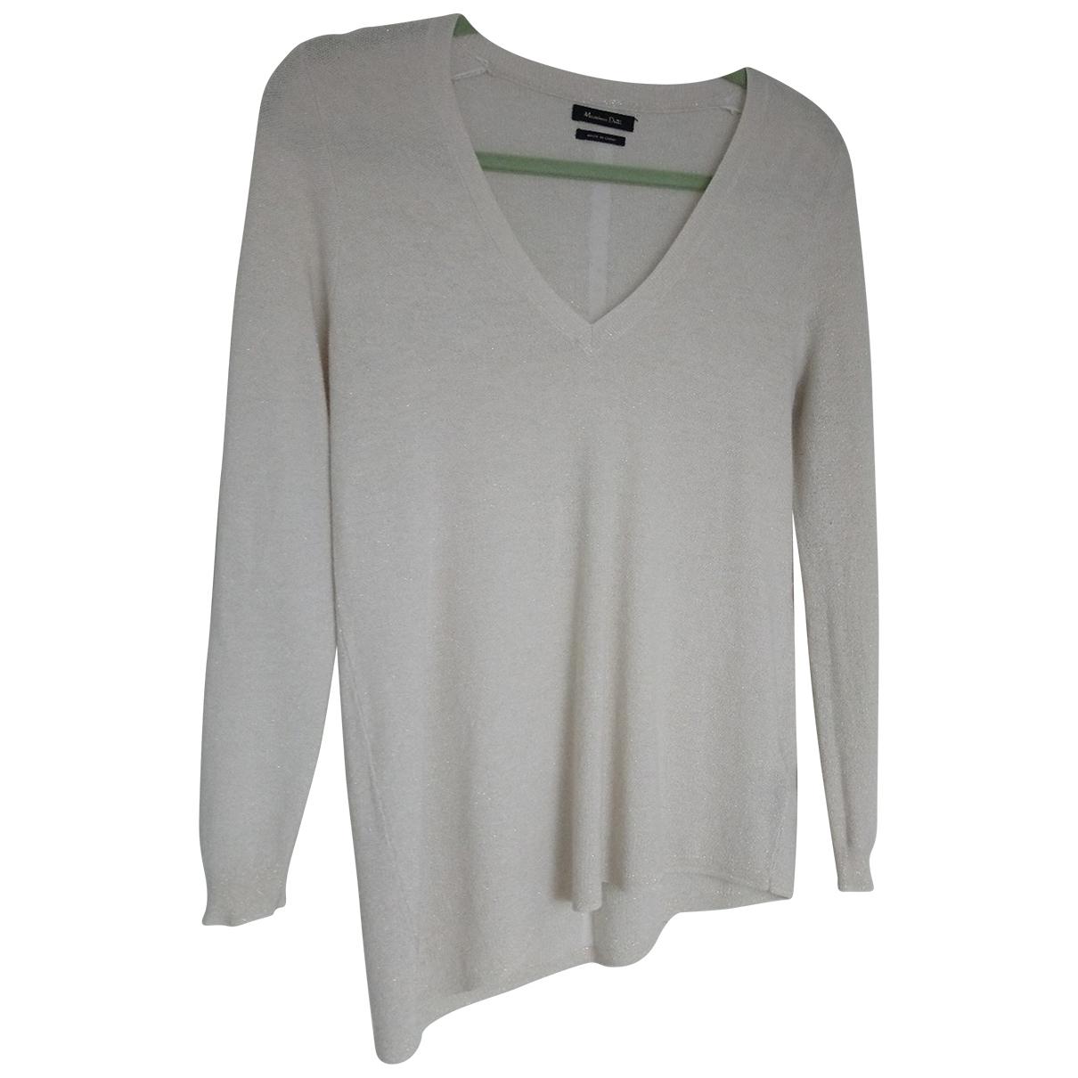 Massimo Dutti - Pull   pour femme en laine